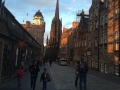 Top of the Royal Mile