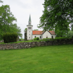 Re-visiting Sweden: Marbäck Church, Part 1