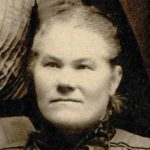 Johanna Nilsdotter, ca. 1903