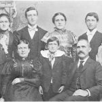 "Family of Franz ""Frank"" Joseph Rademacher (b. 1845)"