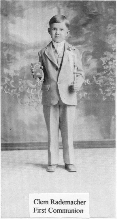 1914caClemFirstCommunion