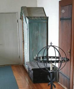 Marbäck Church interior