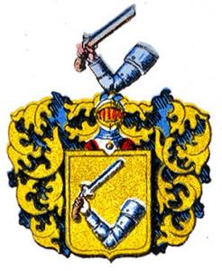 Pistol Family Crest