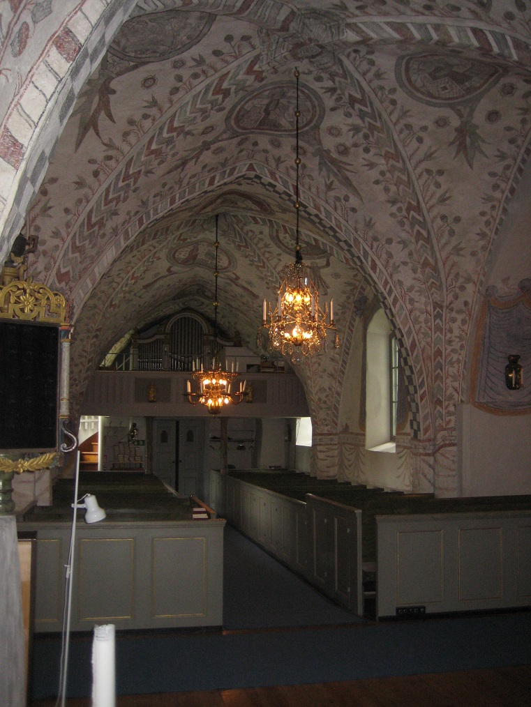 Ceiling overview