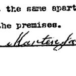 John Martinson probate records, Part 3
