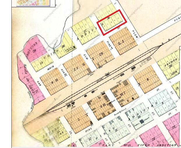 Christian Pearson's properties in Weston