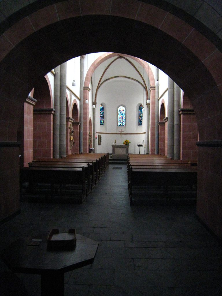 Mündelheim Church, Germany