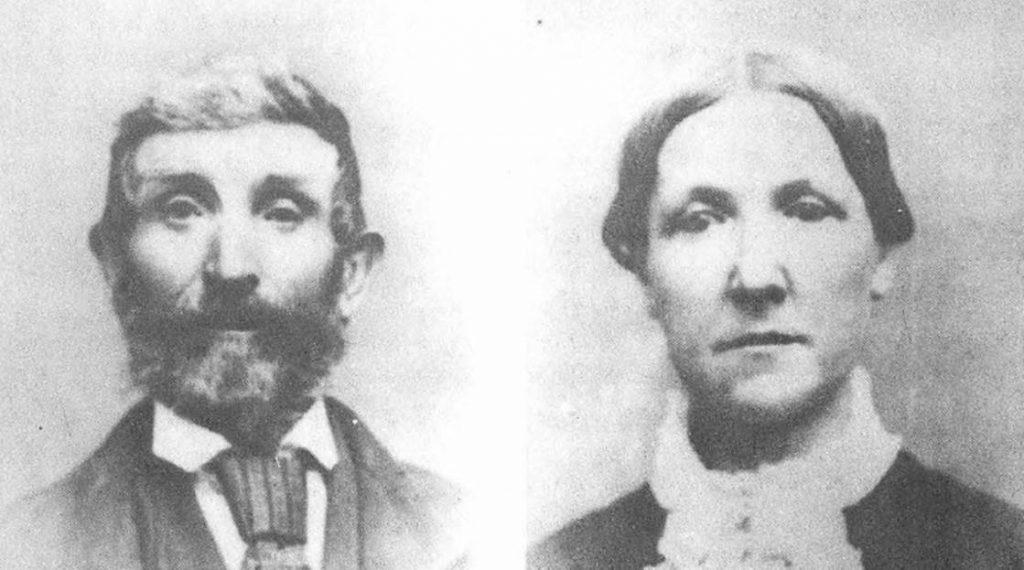 Herman and Anna Margaretha (Blommer) Kreifels