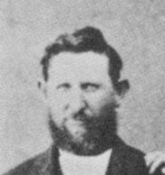 Andrew Burkey, 1802-1886