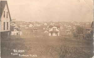 Mystery Postcard - front