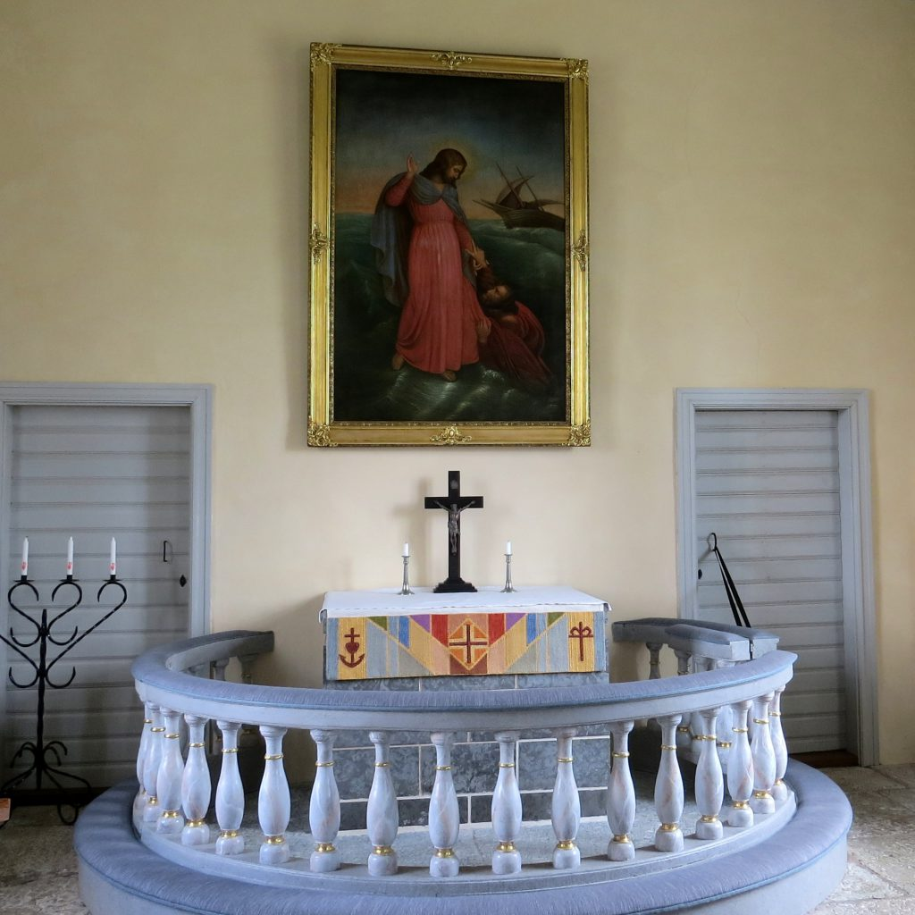 Håkantorp altar