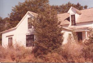 The Pearson Homestead, ca. 1979