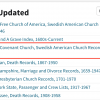 Covenant Church records in Ancestry.com