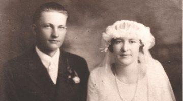 Kreifels-Rademacher Wedding, 1927